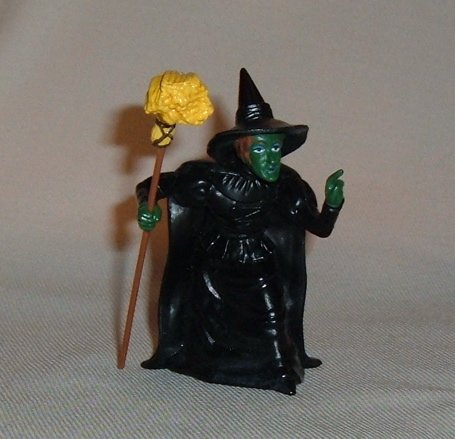 Wizard of Oz Figurines by PRESENTS Five pc Lot, 1987 1988