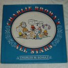 Charlie Brown's All Stars - Vintage Book - First Edition 1966