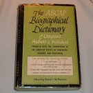 The ASCAP Biographical Dictionary 1952 Second Edition