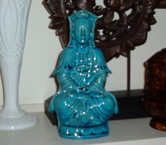Medicine Ball Buddha circa 1900s, Exact Age Unknown Trade Piece