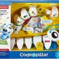 Code a Pillar Toy Fisher Price Think and Learn Educational Kids Toddler Baby New