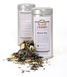 White Tea - 6 (1.3oz) Tins