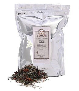 White Tea - White Licorice - One Pound Bag