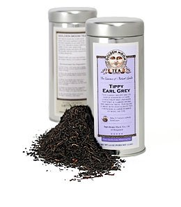 Black Tea: Tippy Earl Grey - 4oz tin