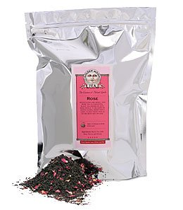 Black Tea: Rose - 1lb Bulk Bag