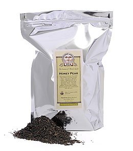 Black Tea: Honey Pear - 1lb Bulk Bag