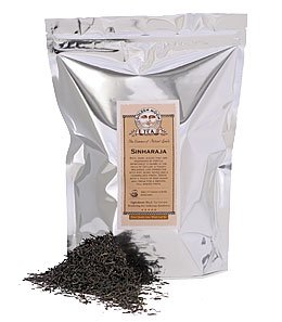 Black Tea: Sinharaja - 1lb Bulk Bag