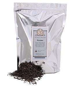 Black Tea: Pu-erh - 1lb Bulk Bag