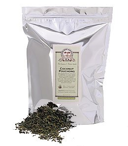 Coconut Pouchong Oolong - 1lb Bag