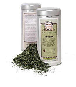 Green Tea: Sencha - 4.5oz Tin