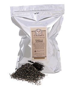 Green Tea: Vanilla Jasmine - 1lb Bag