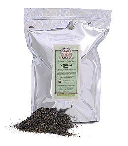 Green Tea: Vanilla Mint - 1lb Bag