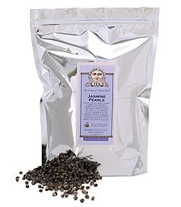 Green Tea: Jasmine Pearls - 1lb Bag