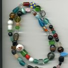Eclectic  Chunk Necklace
