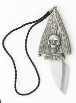 Arrowhead Skull Knife