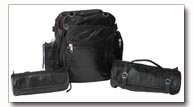 3pc Motorcycle Bag set