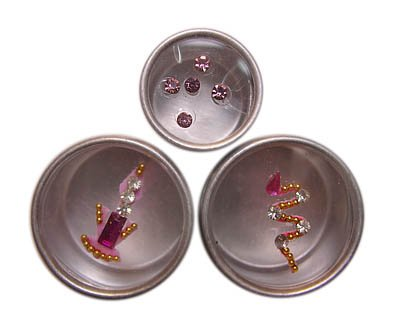 Body Jewelry - Pink Set