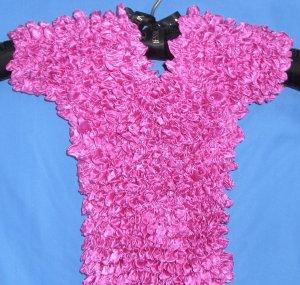 Popcorn shirt - Fushia