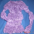 Poodle Popcorn Shirt - Lite Grape