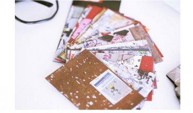 Fujifilm Instax Mini Polaroid 7s 8 25 50s 90 Film Skin Sticker Frame 20 pcs/pack Graffifi