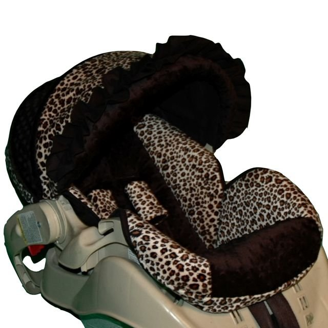graco snugride custom replacement infant car seat cover wild thing. Black Bedroom Furniture Sets. Home Design Ideas