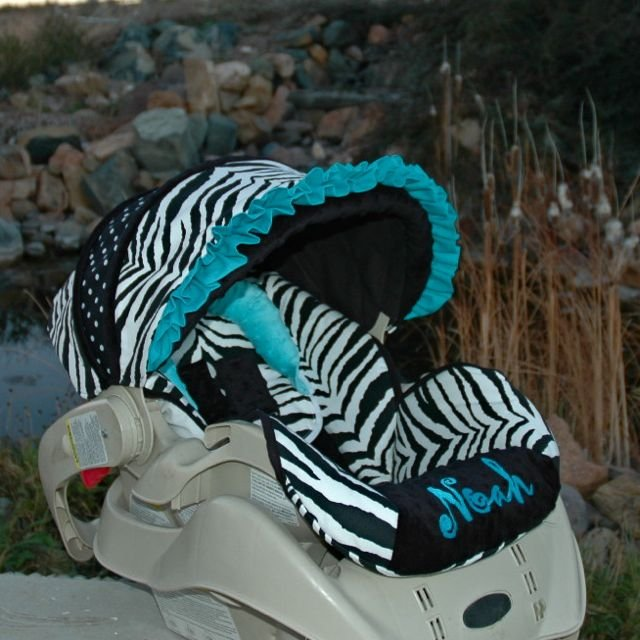 Custom Replacement Baby Car Seat Cover Graco Snugride 22 Noah