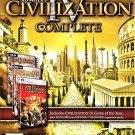 CIVILIZATION 4 COMPLETE