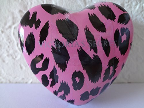 Victoria's Secret Sugar Free Wintermints in Animal Print Heart Shaped Tin, 17g /