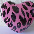 Victoria's Secret Sugar Free Wintermints in Animal Print Heart Shaped Tin, 17g /