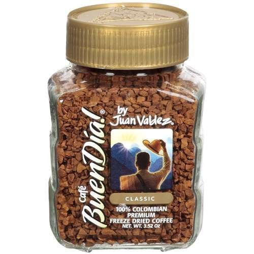 Coffee Buendia By Juan Valdez Classic 100% Colombian - Cafe Buen Dia Colombiano