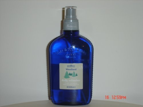 Bath & Body Works Men Woodland Daily Refresher Splash 8 fl oz (236 ml)