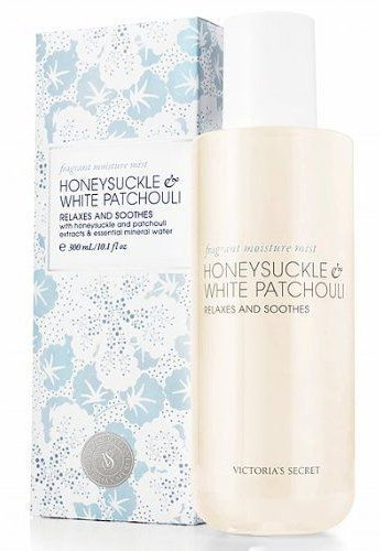 Victoria Secret Naturally Honeysuckle & White Patchouli Fragrant Moisture Body M