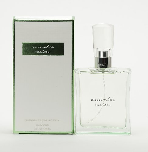 Bath and Body Works CUCUMBER MELON Eau De Toilette Perfume Spray 2.5 FL OZ