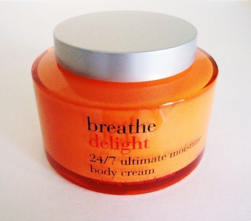 Bath and Body Works BREATHE DELIGHT 24/7 Ultimate Moisture Body Cream 200 ml (6.