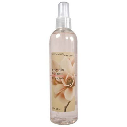 Bath & Body Works Magnolia Blossom Body Splash Pleasures DISCONTINUED & HARD TO