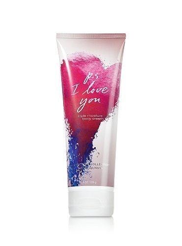 Bath and Body Works P.S. I Love You Triple Moisture Body Cream 8 oz