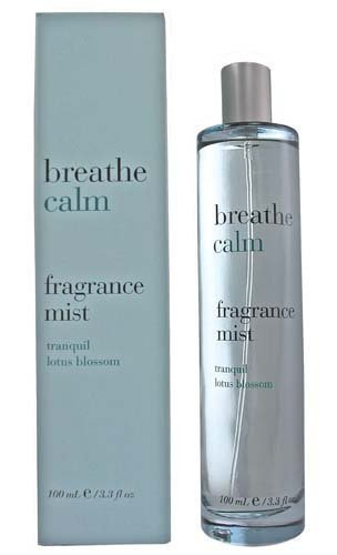 Bath & Body Works Breathe Calm Tranquil Lotus Blossom Fragrance Mist 3.3 oz