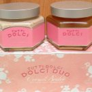 Tutti Dolci Duo Creme Brulee Honey Bath 10.1 Oz & Souffle 10.1 Oz