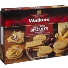 Walkers Shortbread Scottish Biscuits for Cheese, 8.8-Ounce Boxes (Pack of 12)