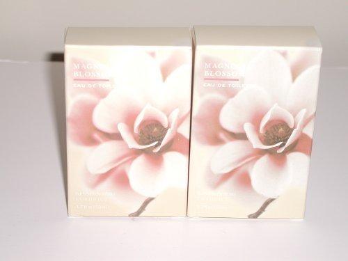 Bath & Body Works Luxuries Collection Magnolia Blossom Eau De Toilette 1.7 oz -