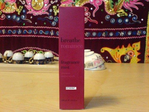 ROMANCE Amber Myrrh Bath Body Works BREATHE spray mist lof 1 new