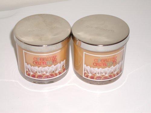 Bath & Body Works Slatkin & Co. Creamy Caramel Home Fragrance Scented Candle - L