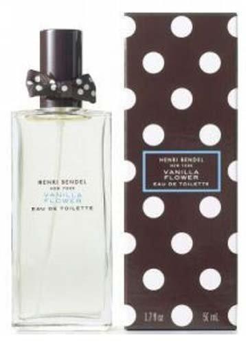 Henri Bendel New York Vanilla Flower Eau De Toilette 1.7 fl oz (50 ml)