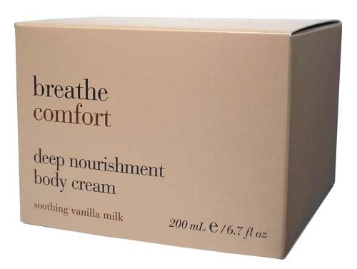 Bath & Body Works Breathe Comfort Deep Nourishment Body Cream - Soothing Vanilla