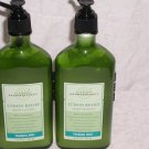 Bath & Body Works Aromatherapy Stress Relief Tranquil Mint Body Lotion Lot of 2