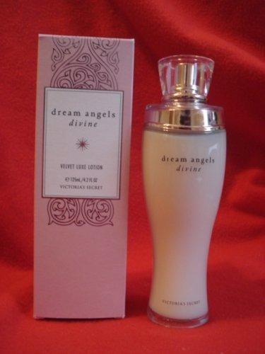 VICTORIA'S SECRET VELVET LUXE LOTION - 'DREAM ANGELS DIVINE' BRAND NEW IN BOX 4.