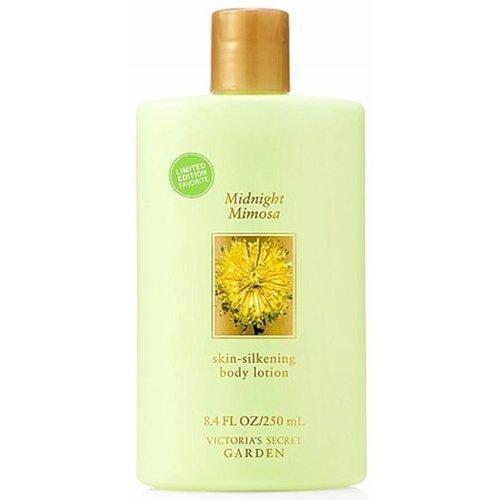 Victoria's Secret Garden Midnight Mimosa Skin Silkening Body Lotion 8.4 fl oz (2