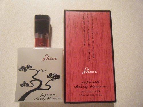 Bath & Body Works Sheer Japanese Cherry Blossom Limited Edition Eau de Toilette