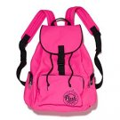 Victoria's Secret Pink Backpack School Gym Travel Bag Tote Atomic Hot Pink