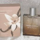Bath & Body Works Fresh Vanilla EDT 1.7 Fl. Oz. New in Box
